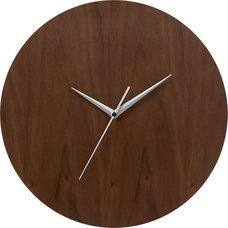 Modern Clocks by Crate&Barrel