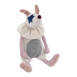 Moulin Roty Musical Plush Dog, Aldo - Moulin Roty is one of my favorite French toy brands, and this musical dog has just enough whimsy to be a perfect first Valentine's Day gift.