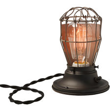 Eclectic Table Lamps by Rejuvenation
