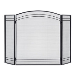 ShelterLogic - Fireplace Classic Screen - Fireplace Classic Screen
