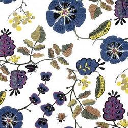 Hedvig Swedish Linen Union Fabric -HUS & HEM- Scandinavian Design For The House -