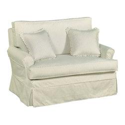 RR - Lauren Double Glider Chair - Lauren Double Glider Chair