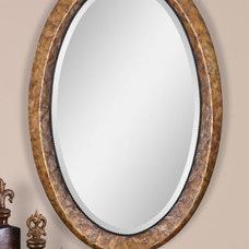 Mediterranean Bathroom Mirrors by Fratantoni Lifestyles