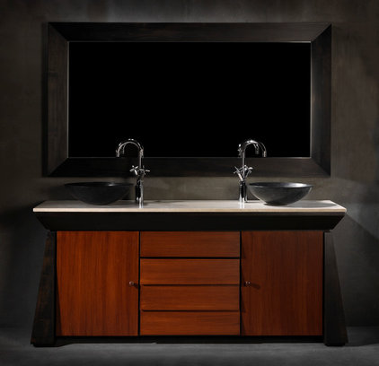 Contemporary Bathroom Vanities And Sink Consoles by Luxurious Living