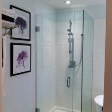 Contemporary Bathroom by P. Rogers Designs.com