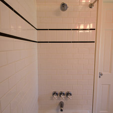 Traditional Bathroom by Sigmon Construction