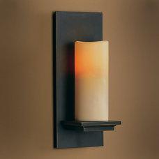 Pillar Candle Sconce | Chandeliers | Restoration Hardware