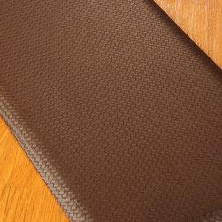 Venezia Anti Fatigue Comfort Mat - Brown -
