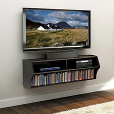 Contemporary Entertainment Centers And Tv Stands by Walmart