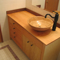 Contemporary Bathroom Vanities And Sink Consoles by Mimy Designs