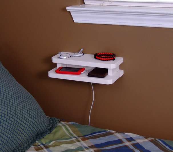 Neat Little Project Make A Mini Wooden Wall Console