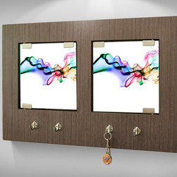 Affordable Modern Decor: Wall Mount Key Rack - Ambiance Design