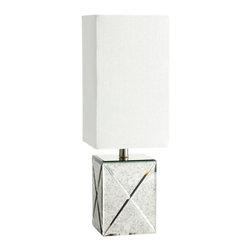 Cyan Design - Xcaliber Table Lamp - Xcaliber table lamp - antique mirror