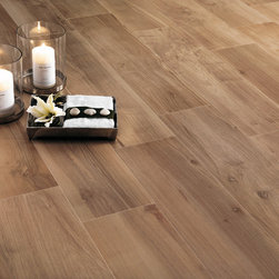 "Flooring - ANN SACKS Plank 8-7/8"" x 35-1/2"" porcelain field in casagna"