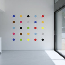 Contemporary Wall Decals by The Binary Box
