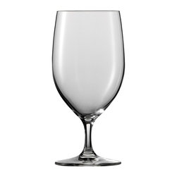 Schott Zwiesel - Schott Zwiesel Tritan Forte/Top Ten 15.2 oz. Water Glass - Set of 6 Multicolor - - Shop for Drinkware from Hayneedle.com! The Schott Zwiesel Tritan Forte/Top Ten 15.2 oz. Water Glass - Set of 6 includes six pedestal glasses perfect for serving water or other chilled beverages. The glasses are crafted of Tritan crystal glass and are conveniently dishwasher-safe. About Fortessa Inc.You have Fortessa Inc. to thank for the crossover of professional tableware to the consumer market. No longer is classic high-quality tableware the sole domain of fancy restaurants only. By utilizing cutting edge technology to pioneer advanced compositions as well as reinventing traditional bone china Fortessa has paved the way to dominance in the global tableware industry. Founded in 1993 as the Great American Trading Company Inc. the company expanded its offerings to include dinnerware flatware glassware and tabletop accessories becoming a total table operation. In 2000 the company consolidated its offerings under the Fortessa name. With main headquarters in Sterling Virginia Fortessa also operates internationally and can be found wherever fine dining is appreciated. Make sure your home is one of those places by exploring Fortessa's innovative collections.
