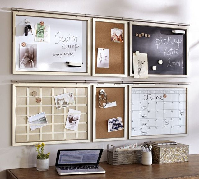 Contemporary Bulletin Boards And Chalkboards by Pottery Barn