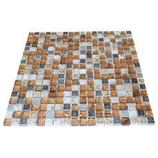 Traditional Mosaic Tile by Glass Tile Store