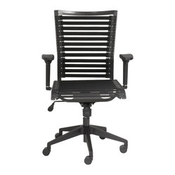 Bungee Pro Flat High Back Office Chair