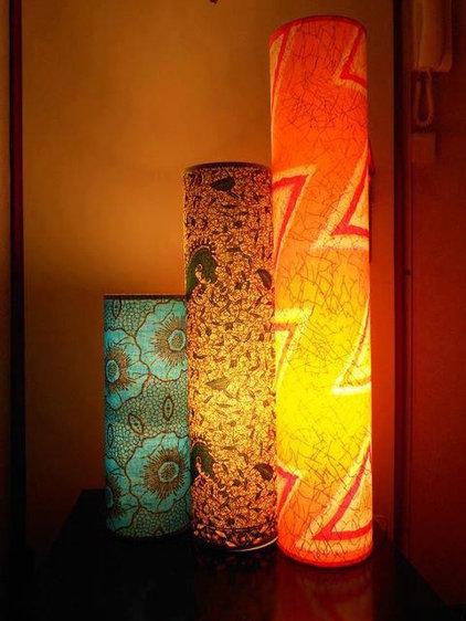 Kitenge in interiors design
