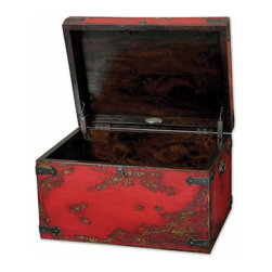 """25511 Tajia, Trunk by Uttermost - Get 10% discount on your first order. Coupon code: """"houzz"""". Order today."""