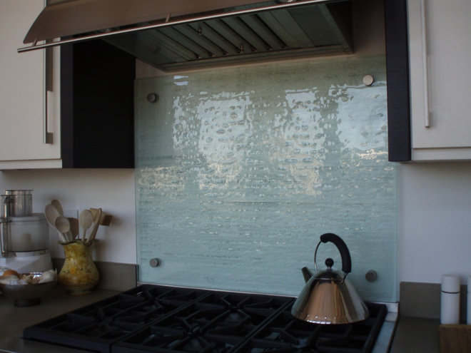 Contemporary Kitchen Countertops by Brooks Custom
