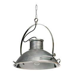 Laboratory Light - This sophisticated Laboratory Light is perfect for your office setting. It is constructed with brass included with a vintage industrial finish to provide it an impeccable design.