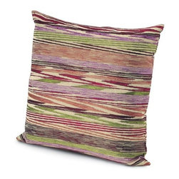 Missoni Home - Missoni Home   Norsewood Pillow 24x24 - Design by Rosita Missoni.