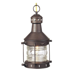 Craftmade - Craftmade Z111 Nautical 1 Light Outdoor Mini Pendant - Craftmade 1 Light Outdoor Mini Pendant from the Nautical CollectionFeatures: