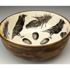 eclectic serveware by The Bone Room Presents