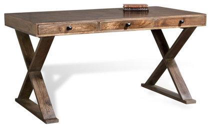Contemporary Desks by Zin Home