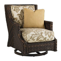 Tommy Bahama by Lexington Home Brands Island Estate Lanai Swivel Lounge Chair