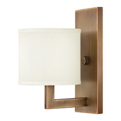 Hampton Single Wall Sconce