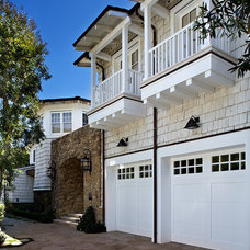 Beach Style Garage And Shed by David Phoenix Interior Design