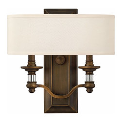 Sconces that Ooze Style - Traditional charm mixed with modern luxury bring a new level of sophistication.