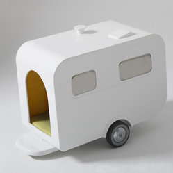 Luxury Caravan Doghouse