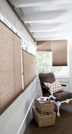 Smith and Noble Honeycomb Shades - Honeycomb Shades are our best-insulating window coverings, offering all-season energy savings. Starting $84+