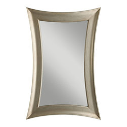 Murray Feiss - Murray Feiss Georgette Contemporary Mirror X-FLSA2211RM - Murray Feiss Georgette Contemporary Mirror X-FLSA2211RM