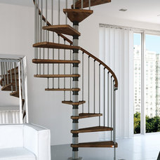 modern staircase by Cheap Stair Parts