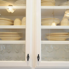 Contemporary Kitchen by Webber Coleman Woodworks