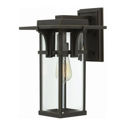 Modern Revival Outdoor Sconce-Large -