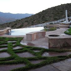 Contemporary Landscape by Gates & Croft Horticultural Design