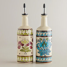 Contemporary Oil And Vinegar Dispensers by Cost Plus World Market