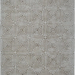 "Dynamic Rugs - Dynamic Rugs Celeste 99226-109 (Ivory, Grey) 3'6"" x 5'6"" Rug - This Hand Tufted rug would make a great addition to any room in the house. The plush feel and durability of this rug will make it a must for your home. Free Shipping - Quick Delivery - Satisfaction Guaranteed"