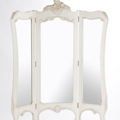 traditional mirrors by Juliette's Interiors