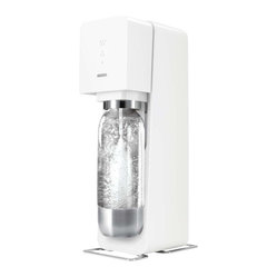 SodaStream Source Home Soda Maker Starter Kit, White
