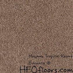 Mohawk Tropical Resort - Mohawk Tropical Resort, Barnacle Trixeta PET blend 12' carpet.