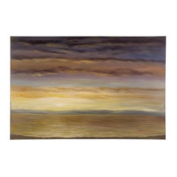 Uttermost - Uttermost 32201 Spacious Skies Wall Art - Uttermost 32201 Grace Feyock Spacious Skies Wall ArtThis serene hand painted oil on canvas is stretched and attached to wood stretching bars. Due to the handcrafted nature of this artwork, each piece may have subtle differences.Features:
