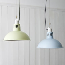 Traditional Pendant Lighting by Graham and Green