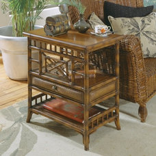 Tropical Nightstands And Bedside Tables by Hayneedle